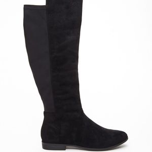 Forever 21 Suede Knee Boots